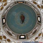 قبة المذبح - كنيسة الملاك ميخائيل