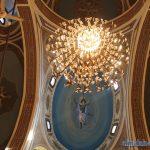 القبة الأساسية - كنيسة الملاك ميخائيل
