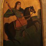 ايقونة الأمير تادرس - حامل الأيقونات كنيسة الملاك ميخائيل