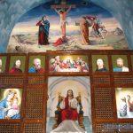 حامل الأيقونات - كنيسة مار مينا