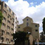 كنيسة الملاك غبريال من الخارج