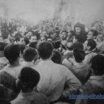 زيارة البابا كيرلس السادس للكنيسة - الأربعاء 31/8/1960